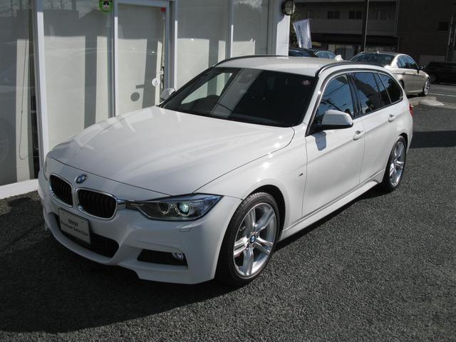BMW 3シリーズ 320dツーリング Mスポ 新車保証残有ドライ...