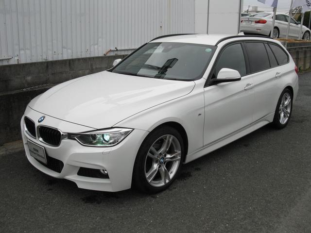 BMW 3シリーズ 320dツーリング Mスポ ワンオーナー 純正...