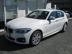 BMW118dMスポ パーキングサポートP 純LEDライト 禁煙車
