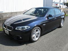 BMW523iMスポ アダプティブLED 新車保証残有 前後PDC