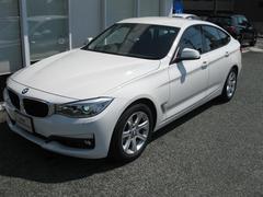 BMW320iグランツーリスモ電動リアウィング ワンオーナー禁煙車