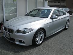 BMW523dMスポ マルチ液晶パネル パドルシフト 新車保証残有