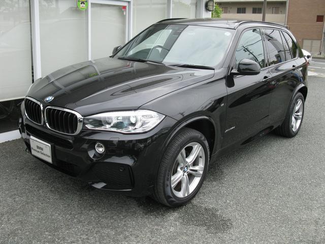 BMW X5 xDrive35dMスポ セレクトパッケージブラウン...