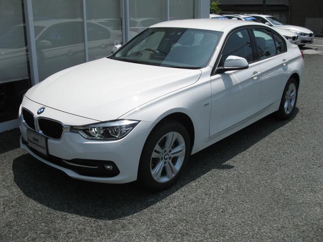 BMW 3シリーズ 320dスポーツ レーンチェンジ警告灯 直噴4...
