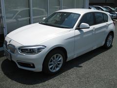 BMW118dスタイル パーキングP コンフォートP 新車保証残有