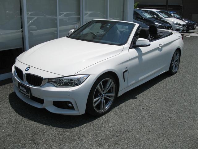 BMW 4シリーズ 435iカブリオレMスポHifiスピーカーアダ...