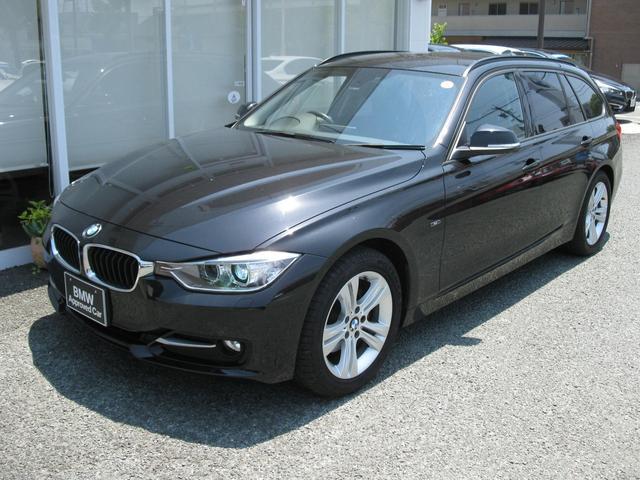 BMW 3シリーズ 320dツーリング スポーツ コンフォートアク...