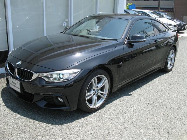 BMW 4シリーズ 420iクーペ Mスポ パドルシフト OPHU...