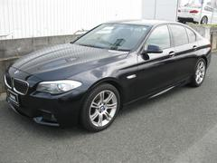 BMW523d Mスポ 純正HDDナビ 純正地デジ パドルシフト