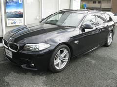 BMW523iツーリングMスポマルチ液晶パネルコンフォートアクセス