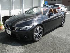 BMW440iカブリオレMスポ純OPサドルブラウンレザー純正HUD