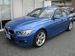 BMWアクティブハイブリッド3Mスポ純電動黒スポーツレザーS禁煙車