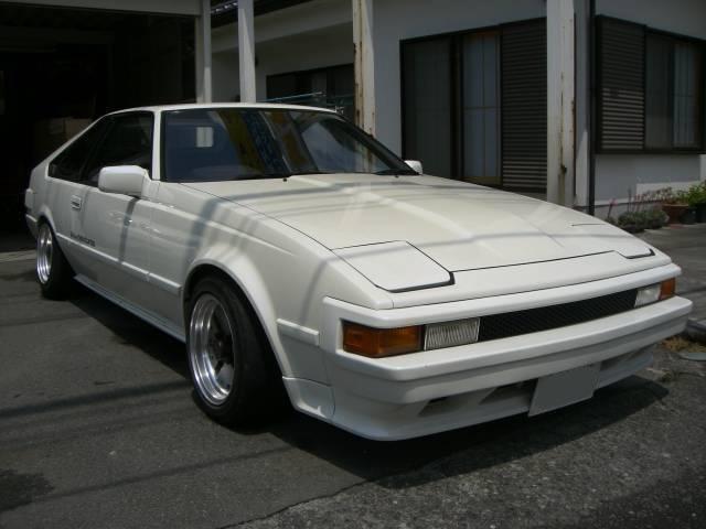 1985 TOYOTA CELICA XX - Shizuoka, Japan