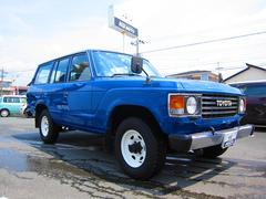 ランドクルーザー60STD FJ60V ガソリン車 4速