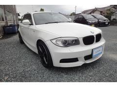 BMW135iMスポーツ 18インチアルミ 黒革 純正ナビ