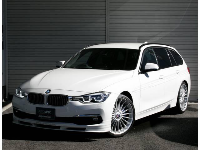 BMWアルピナ ビターボ ツーリング アルピナLSD LEDヘッドライト