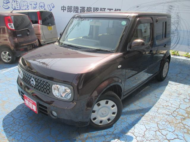 Photo of NISSAN CUBE 14S / used NISSAN