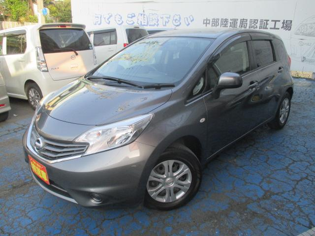 Photo of NISSAN NOTE X DIG-S / used NISSAN