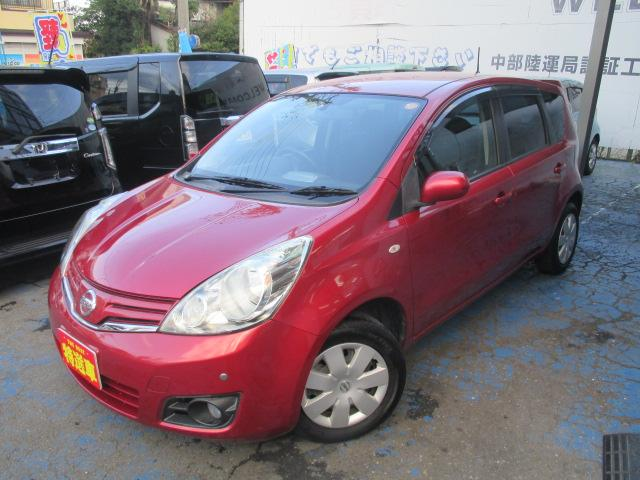 Photo of NISSAN NOTE 15X / used NISSAN