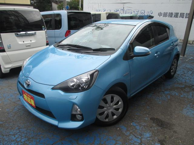 Photo of TOYOTA AQUA S / used TOYOTA