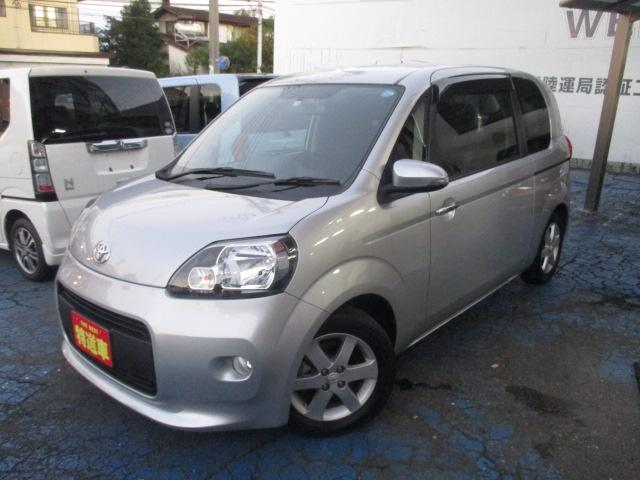 Photo of TOYOTA PORTE F / used TOYOTA
