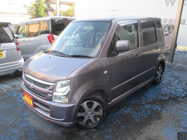 Photo of SUZUKI WAGON R FX-S LIMITED / used SUZUKI