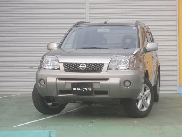 日産 Xt 4WD キセノン シートヒーター
