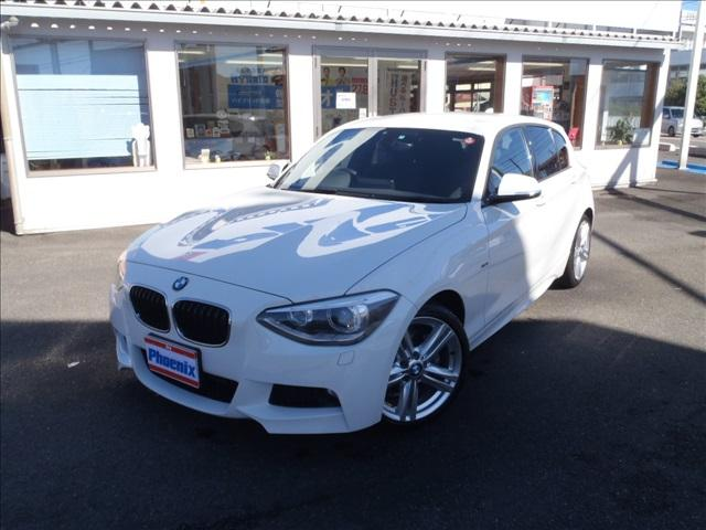 BMW 1シリーズ 116i Mスポーツ メーカーナビBカメラPス...