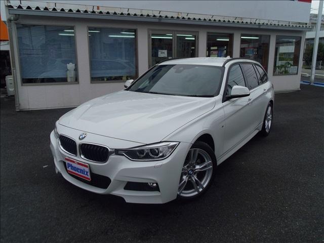 BMW 3シリーズ 320d Mスポーツ 1オーナメーカーHDDナ...