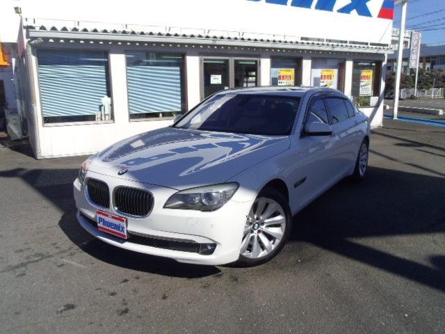 BMW 7シリーズ アクティブハイブリッド7L 1オーナー後席モニ...