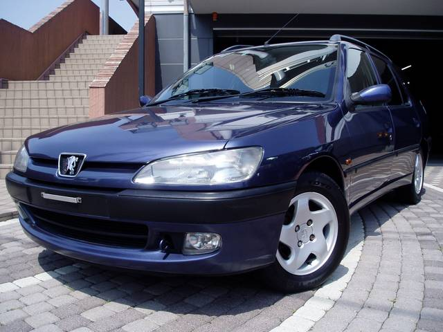 peugeot 306 break 1998 dark blue 69 000 km details japanese used cars goo net exchange. Black Bedroom Furniture Sets. Home Design Ideas