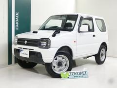 ジムニーXG 4WD CDデッキ 禁煙車