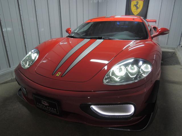 フェラーリ モデナF1 クライスジーク イカリング LED カスタム