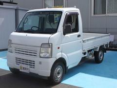 キャリイトラックKC 5速MT エアコン Goo保証対象車