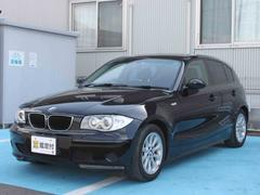BMW116i 社外HDDナビ DVD再生可 ETC HID