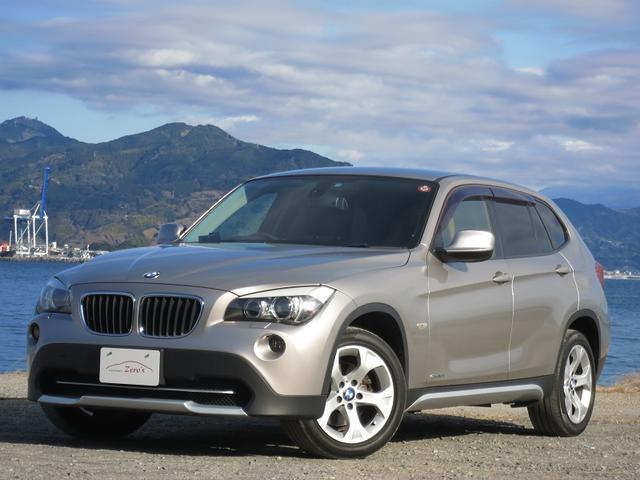 BMW X1 sDrive 18i ハイライン タンレザー (車検...