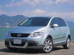 VW クロスゴルフベースグレード ワンオーナー DHHナビ TV