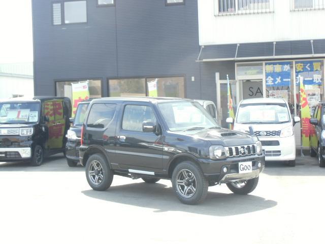 スズキ 新車 ランドベンチャー 4WD ターボ オートマ