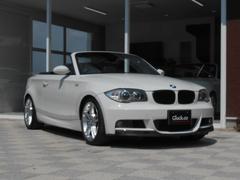 BMW120iカブリオレMスポーツ HDDナビ フルセグTV