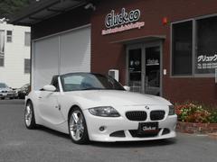 BMW Z42.2i 電動オープン 黒革シート OPM18AW 純正ナビ