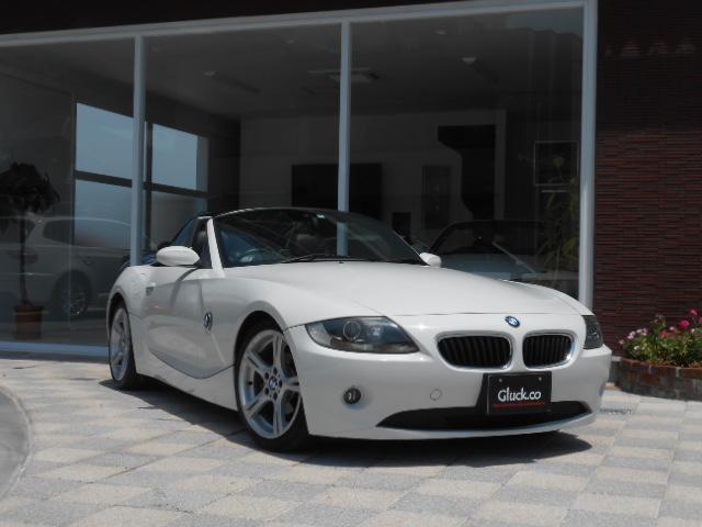 BMW Z4 2.2iロマンティック HDDナビ フルセグTV 1...