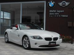 BMW Z42.2i 電動オープン 赤レザーシート OP17AW HID