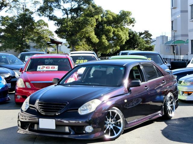 トヨタ VR25 純正エアロ 純正リアスポイラー 純正5速マニュアル