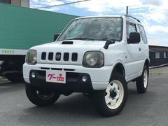 ジムニーXC 4WD 社外マフラー 社外ショック リフトアップ