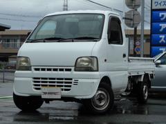 キャリイトラックオートマ エアコン パワステ ユーザー買取車