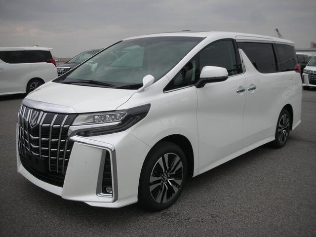 Photo of TOYOTA ALPHARD 3.5SC / used TOYOTA