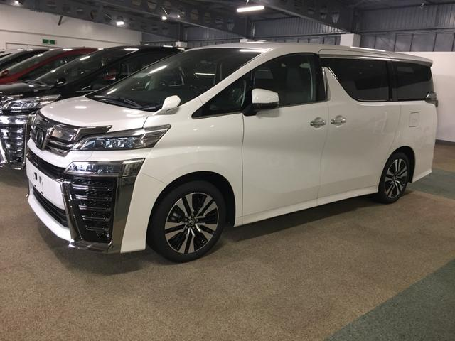Photo of TOYOTA VELLFIRE 2.5Z G EDITION / used TOYOTA