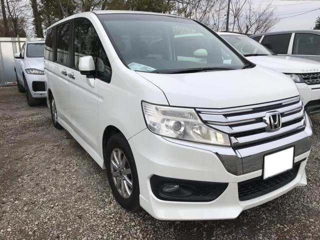 Photo of HONDA STEPWAGON SPADA Z INTER NAVI SELECTION / used HONDA