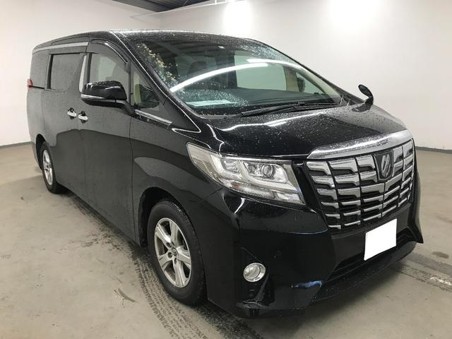 Photo of TOYOTA ALPHARD 2.5X / used TOYOTA