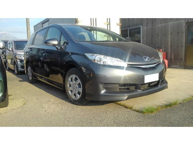 Photo of TOYOTA WISH 1.8X / used TOYOTA